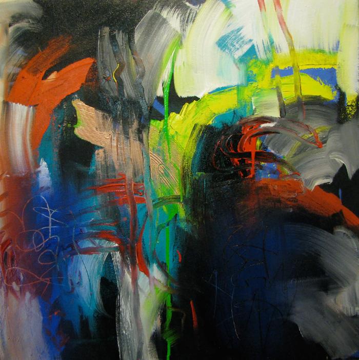 Process painting