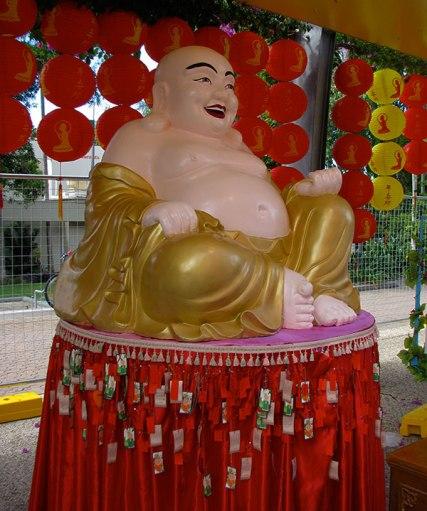 chinese saint