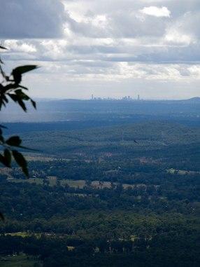 Distant Brisbane