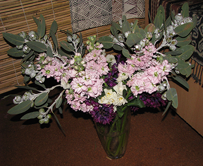 Flowers from Taz