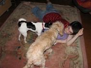 Jazzy with friends