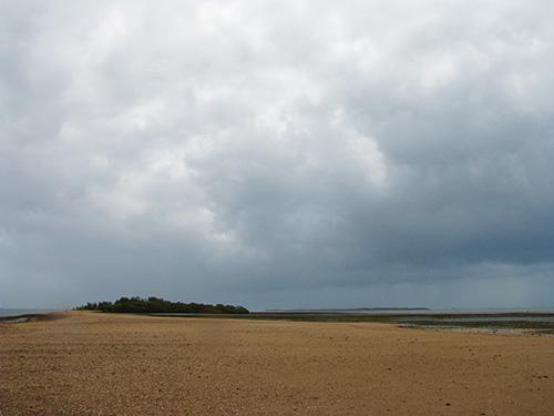 Island off Wellington Point