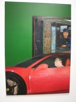 Red-car--China