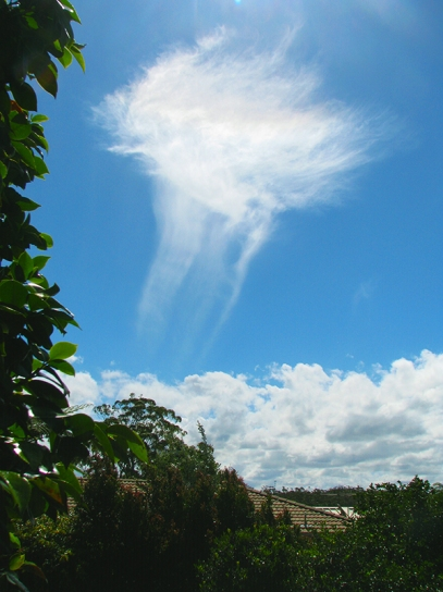 Skycloud and tail 1