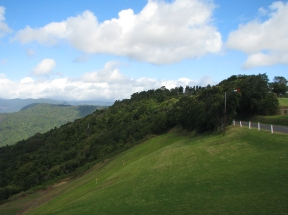 Jump site, Rosins' Lookout