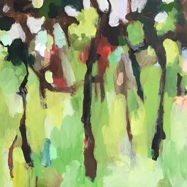 """""""Forest dance"""" SOLD"""