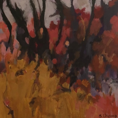 """""""Paddock and gully"""" SOLD"""